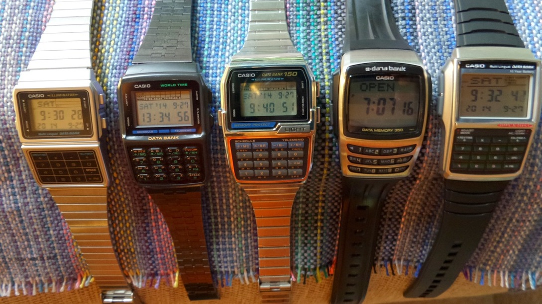 različiti modeli kalkulator satova