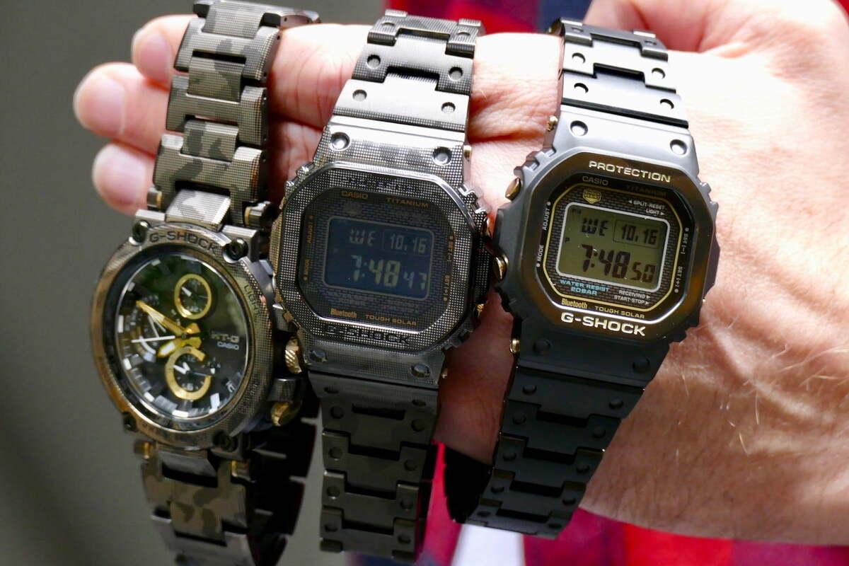 koji g-shock sat odabrati