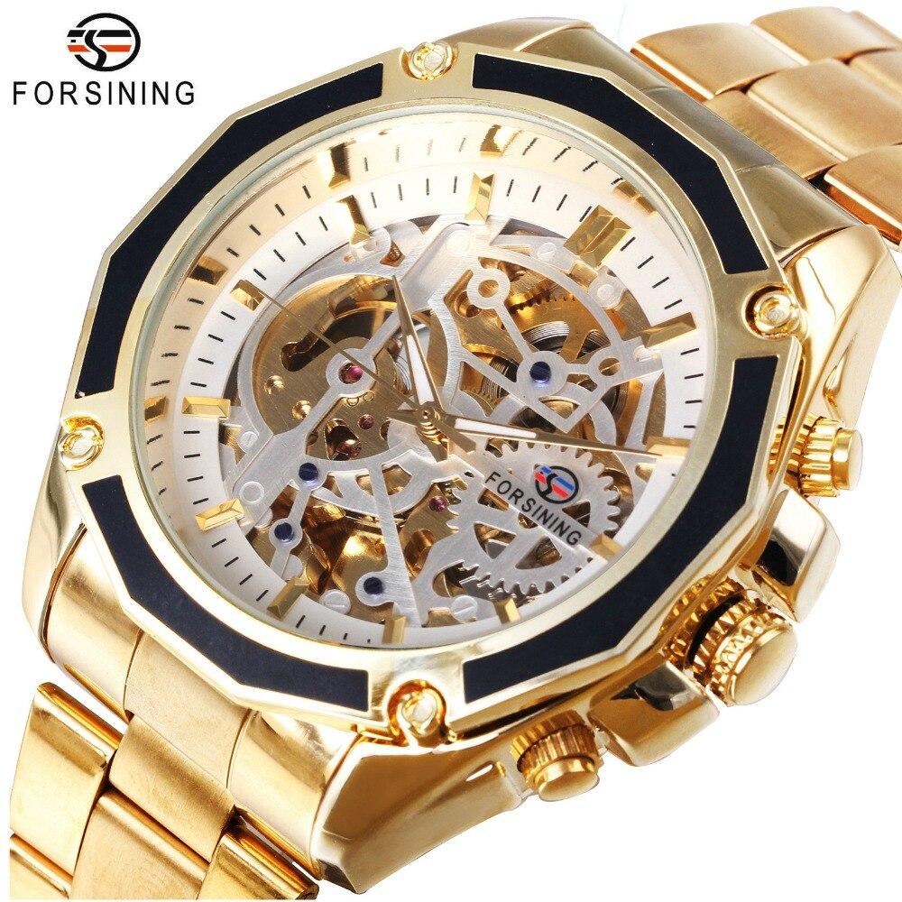 Forsining - mehanički sat s automatskim navijanjem