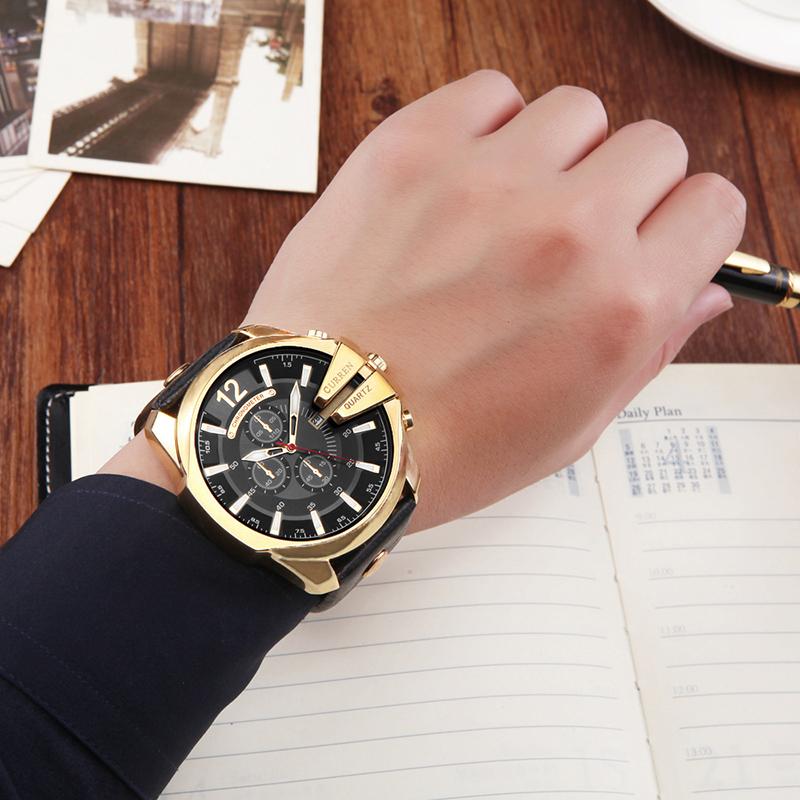 curren sat na lijevoj ruci