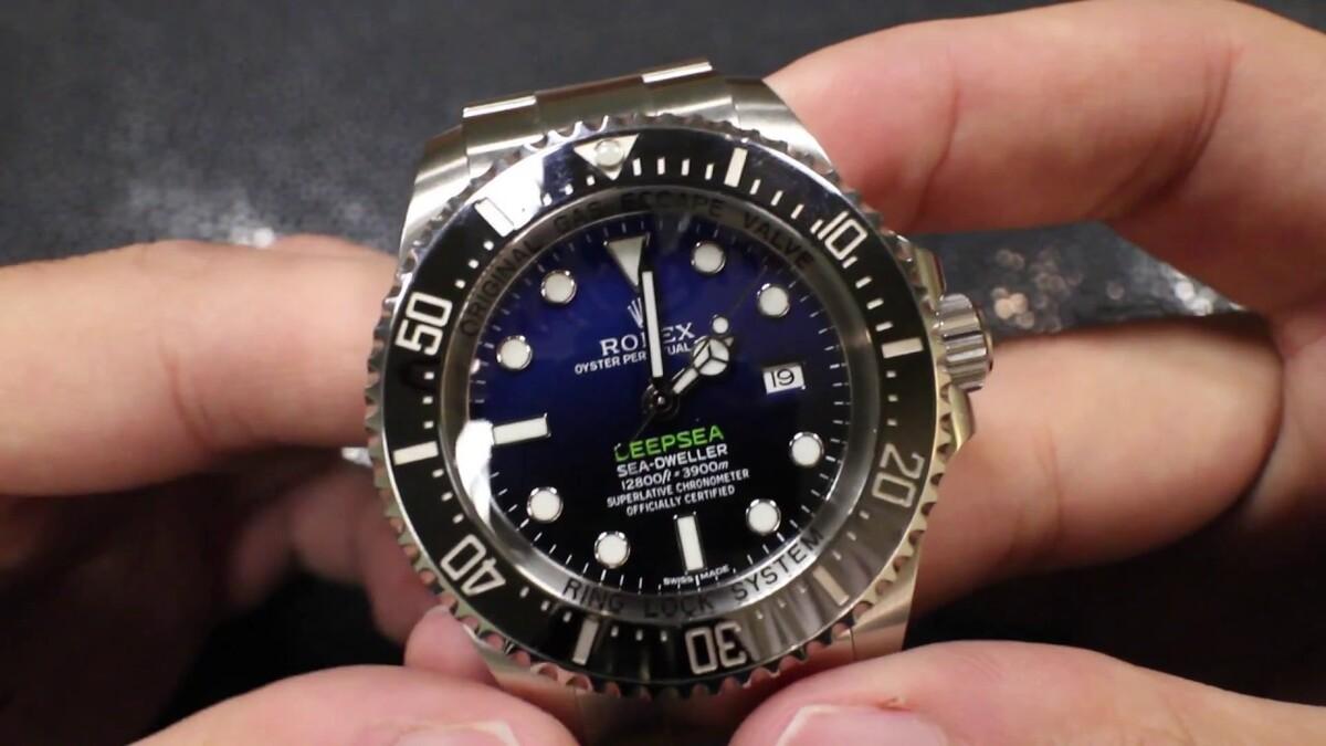 Rolex - ronilački muški sat