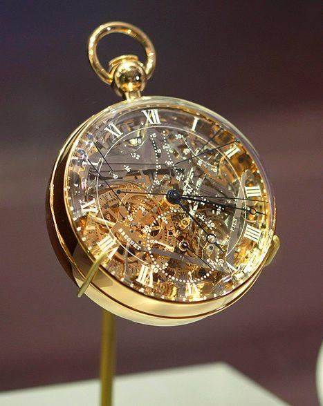 Najskuplji sat na svijetu (5 satova o kojima i Ćaća samo sanja)