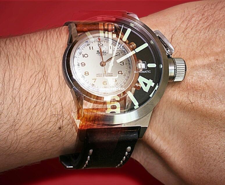 veliki i mali muški satovi