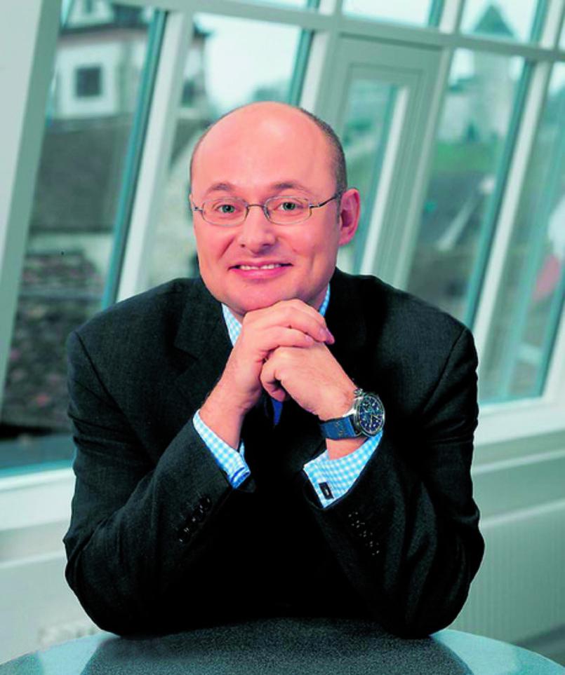 Georges Kern, direktor tvrtke IWC Schaffhausen