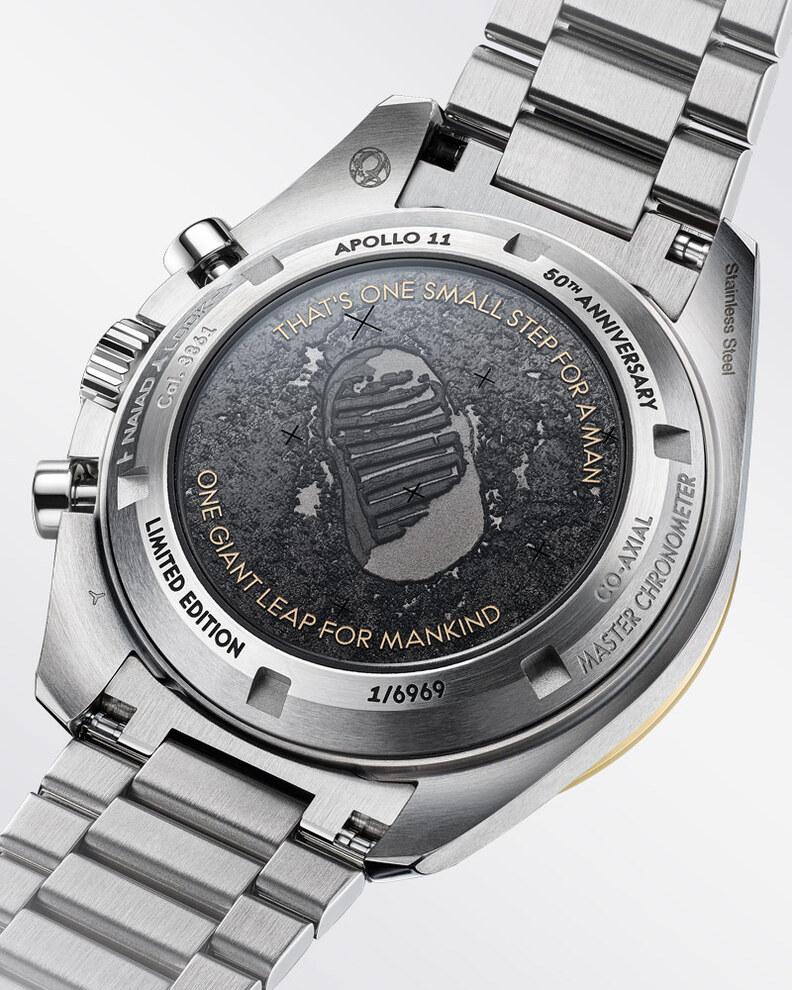 Apollo 11 Omega sat