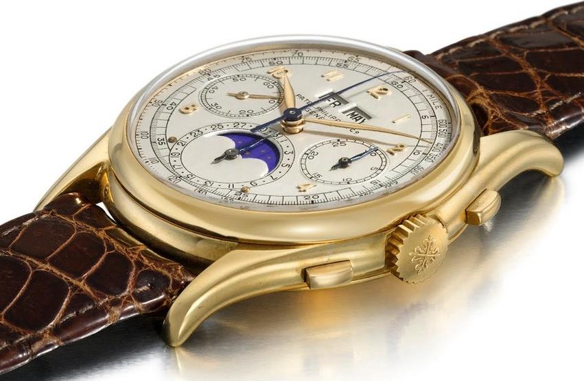 philippe drugi najskuplji ručni sat