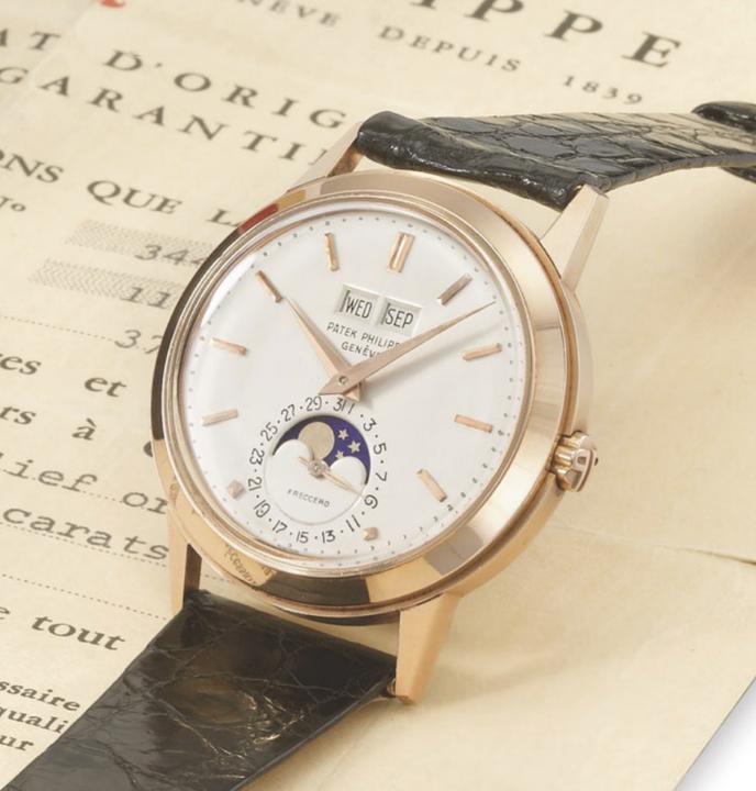 sat koji je godinama bio u sefu i onda potresao cijelu industriju kada je prodan na aukciji