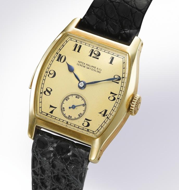 patek i zlato čini vrijednijim što se vidi na primjeru ovog sata