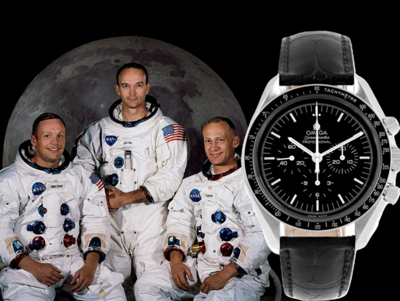 astronaut omega watch