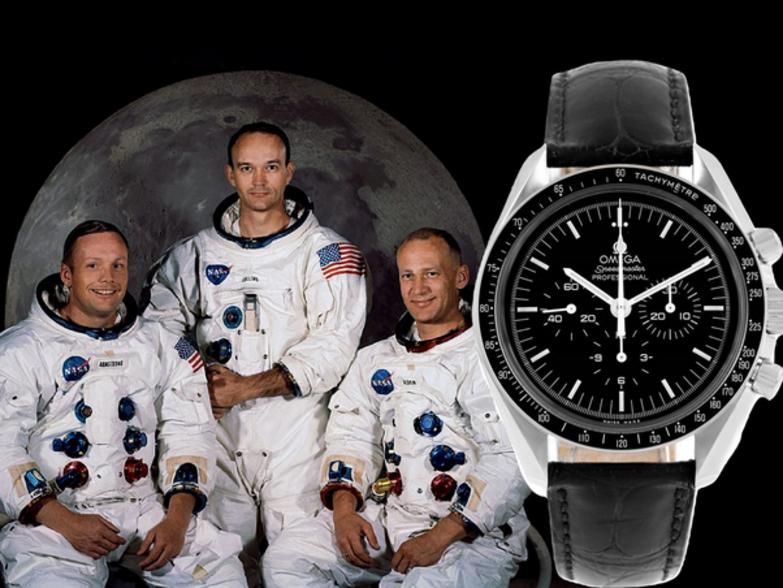 astronaut omega watch