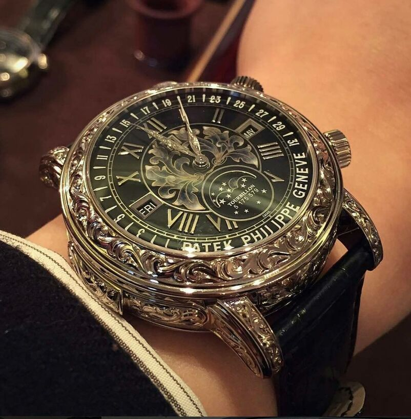 patek luxury