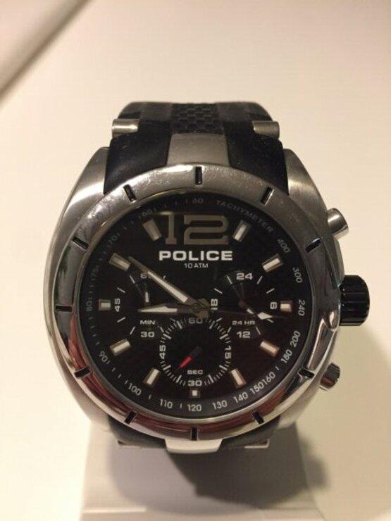police kronograf ručni sat