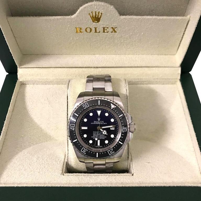 Rolex sveti gral satova