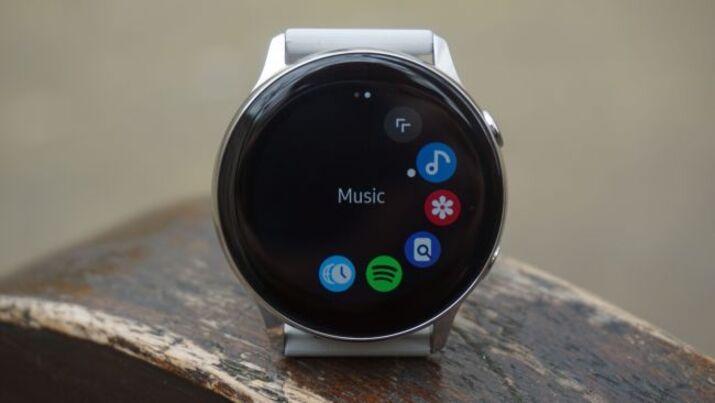samsung galaxy watch active zaslon
