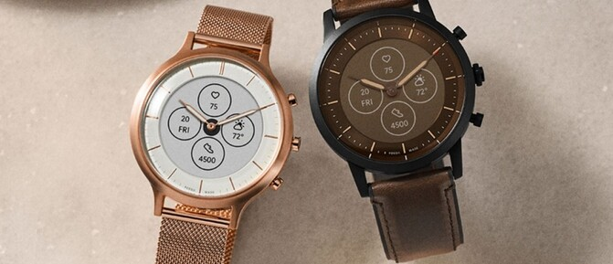 Fossil Hybrid Smartwatch HR Collider