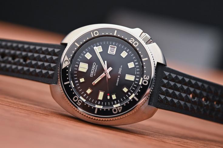Seiko Prospex SLA033 Diver Limited Edition