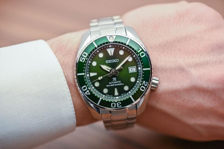 Seiko Prospex 200M Diver SPB105