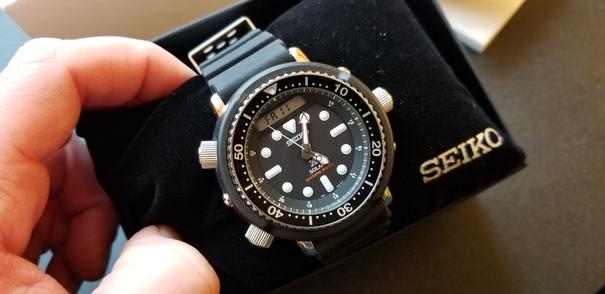 Seiko Prospex SNJ025
