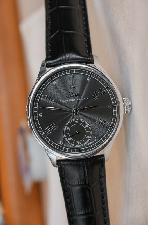 Sinn 6200 WG Meisterbund I Watch Hands-On