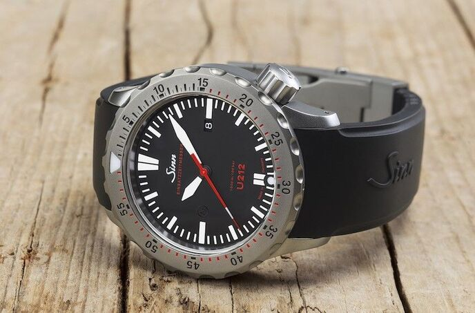 Sinn U212 EZM 16 Diver's Watch