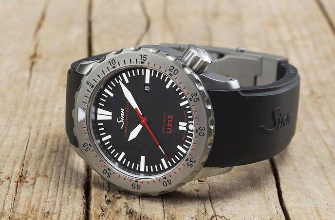 Sinn U212 EZM 16 Diver's Watch