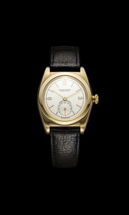 Rolex Oyster Pepetual, prvi sat s automatskim navijanjem (360 stupnjeva)
