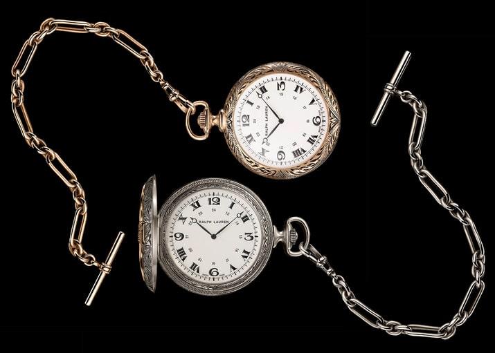 Ralph Lauren American West džepni satovi