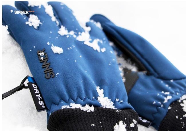 Sinner skijaške i rukavice za snowboard