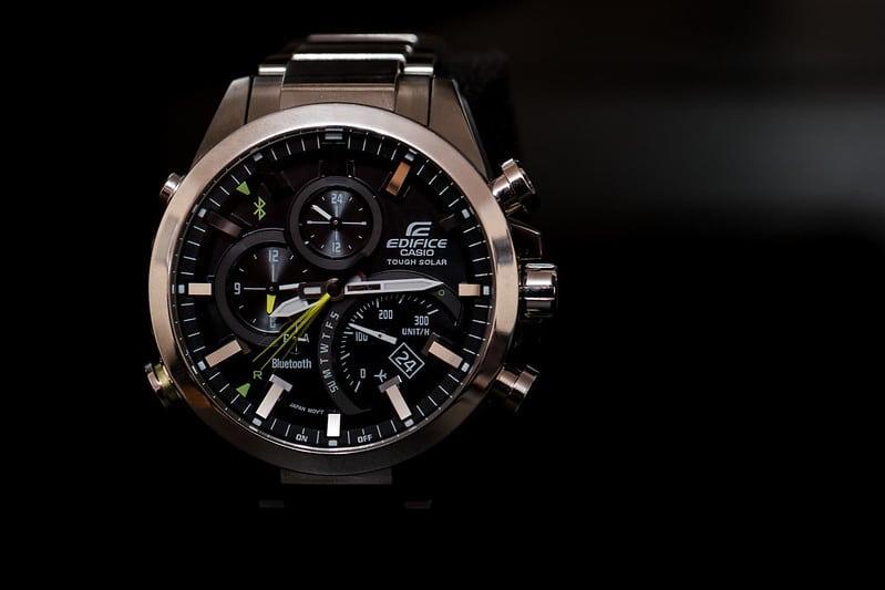 Casio watch for men - Casio edifice