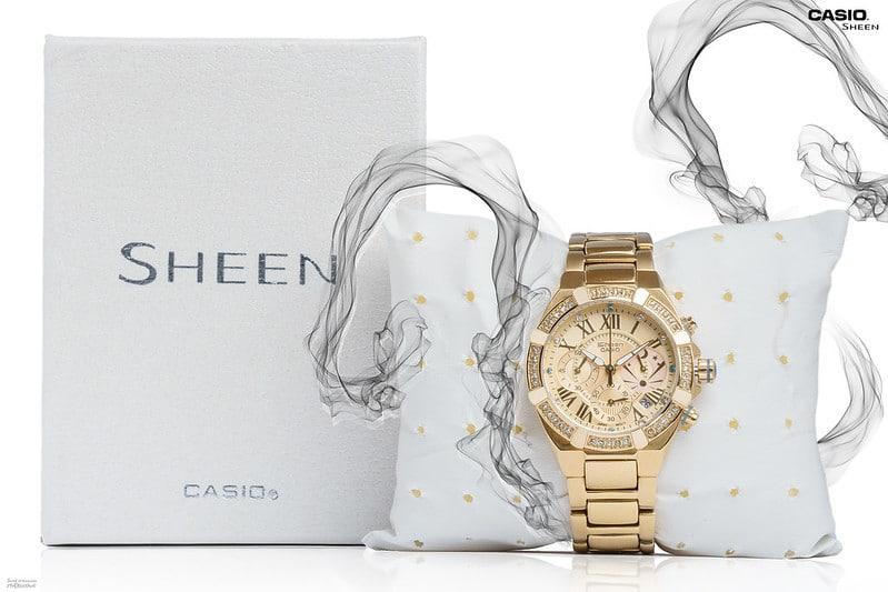 Casio Sheen for women