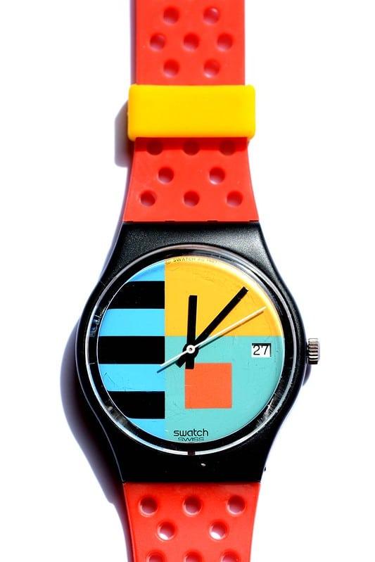 Swatch djecji satovi
