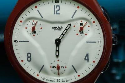 Swatch Skin watch