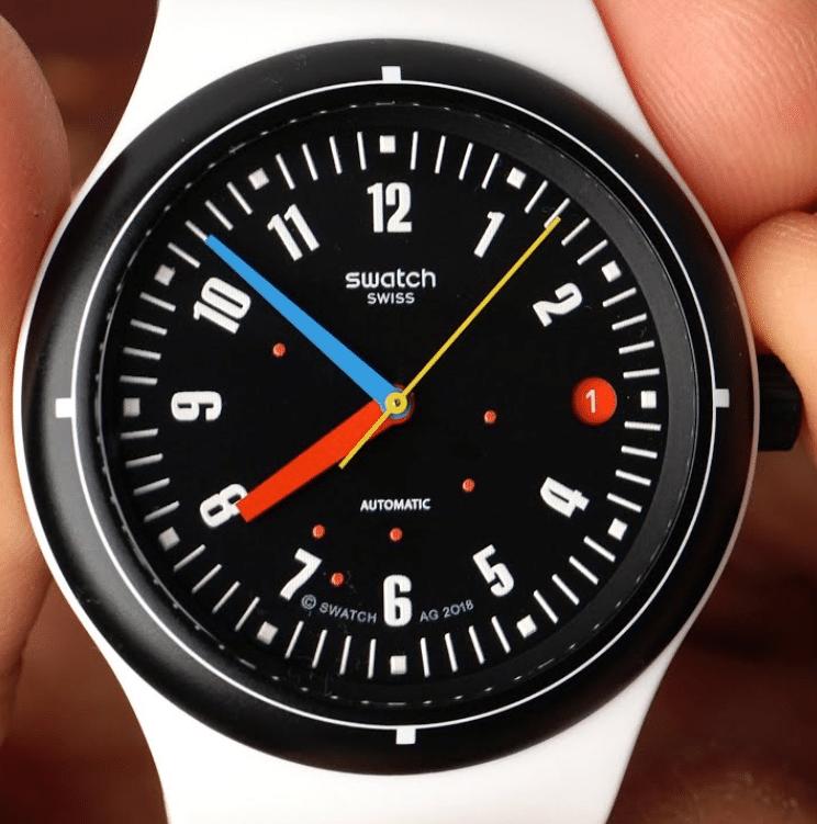 Bau Swatch watch